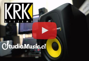 Review Monitores de Estudio KRK