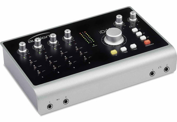 Audient ID44 Interfaz de Audio de 4 Canales High-Performance y Adat Interfaces de Audio Audient
