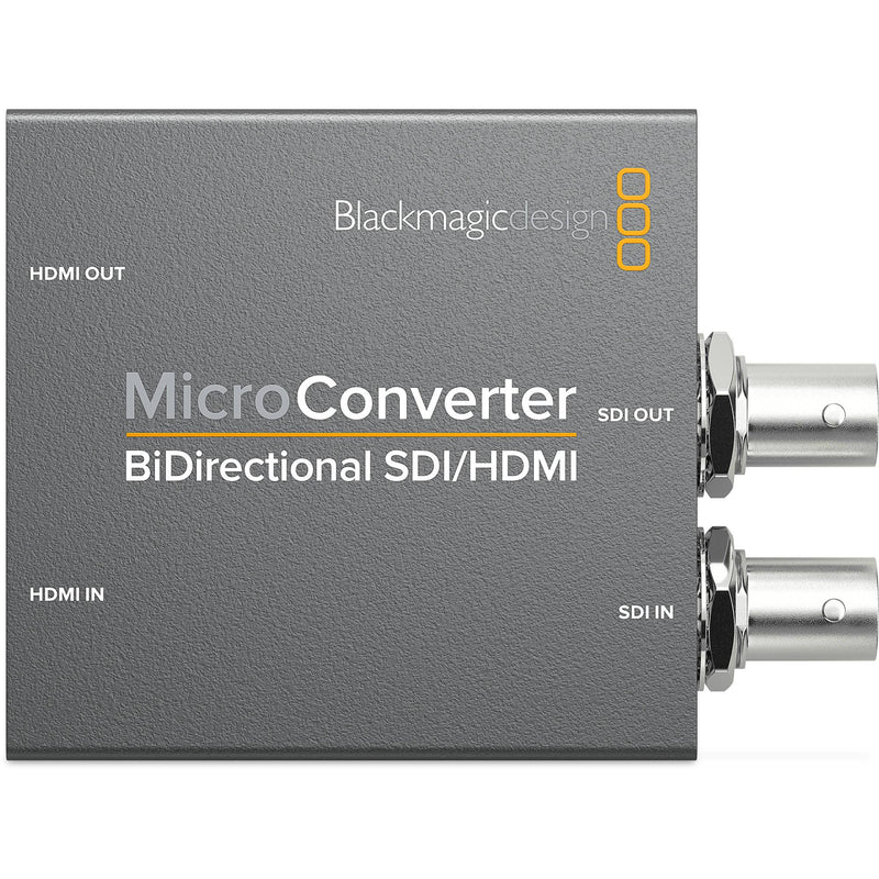 Blackmagic Design Micro Conversor BiDirect SDI/HDMI Conversores de Video Blackmagic Design