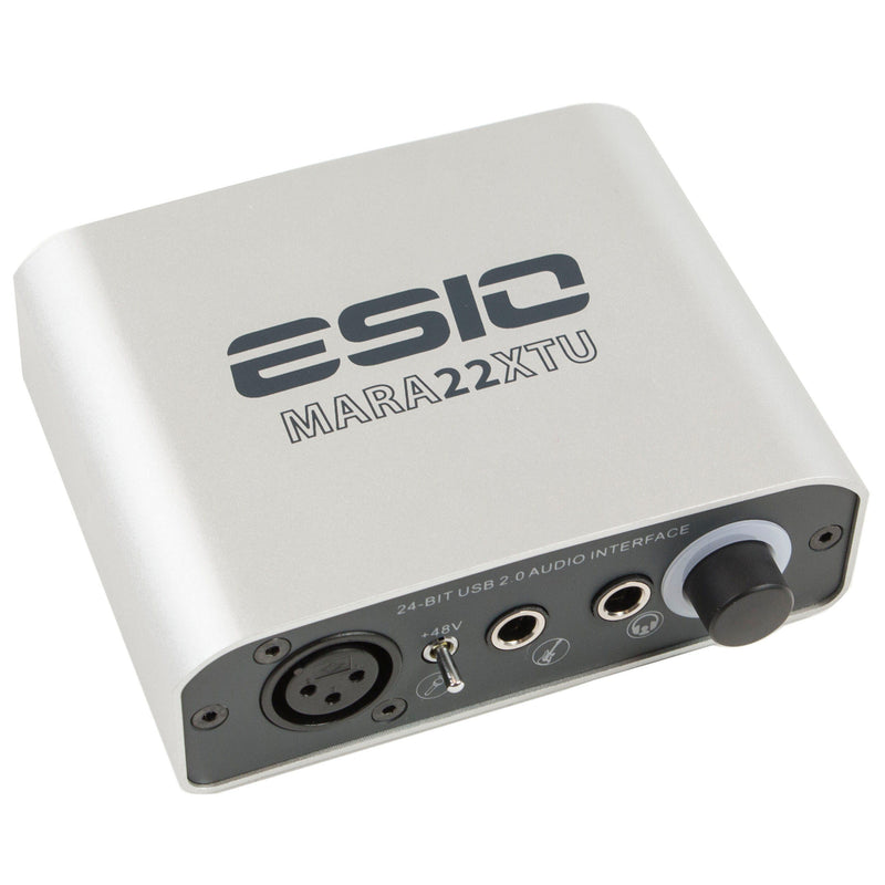 Esio MARA22XTU Interfaz de Audio USB 2X2 Interfaces de Audio USB Esio