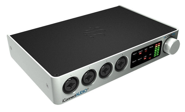 iConnectivity iConnectAUDIO4+ Interfaz de Audio USB 4X6 Interfaces iConnectivity