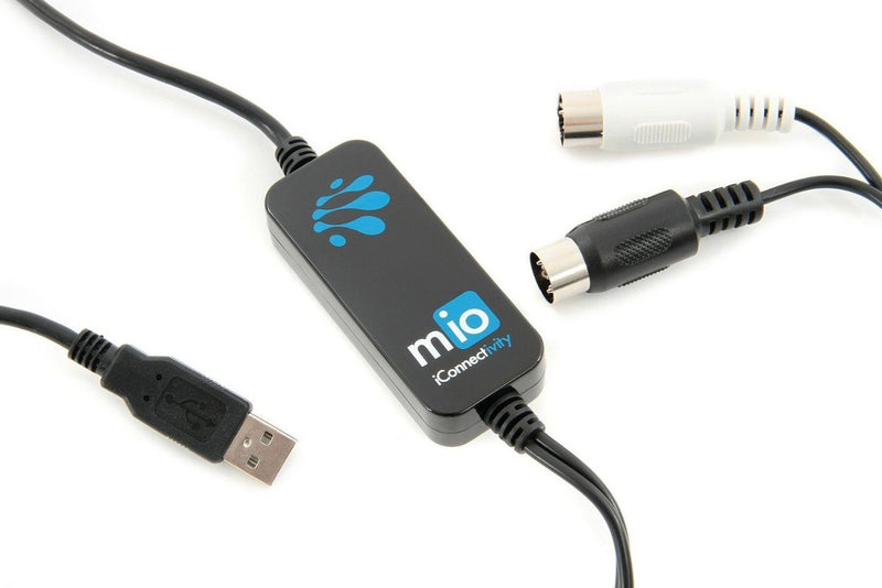 iConnectivity mio Interfaz MIDI USB 1 x 1 Marcas iConnectivity