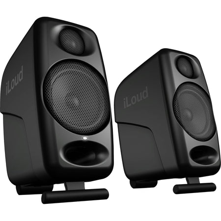 IK Multimedia iLoud Micro Monitors (Par, Negros) Monitores de Estudio IK Multimedia