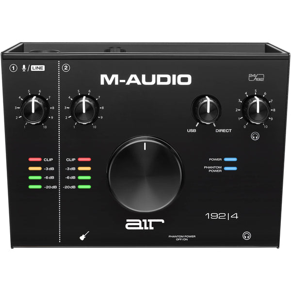 M-Audio AIR 192|4 Interfaz de Audio USB Interfaces de Audio USB M-Audio