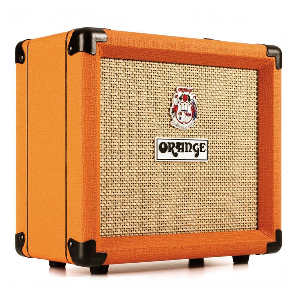 "Orange Crush 12 Amplificador de Guitarra Combo 12watts 1x6"" Amplificadores de Guitarra Orange"