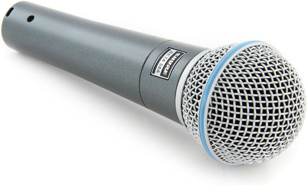 Shure Beta 58A Micrófono Dinámico Vocal