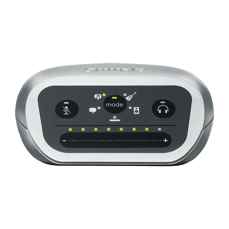 Shure MVI Interfaz de Audio 1 Canal USB Interfaces SHURE
