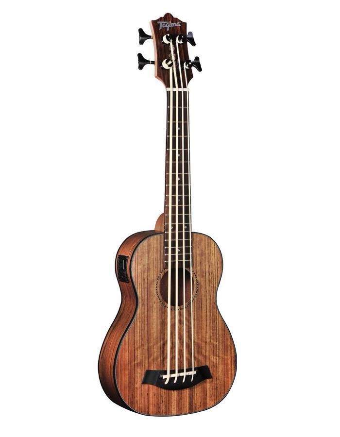 Tagima 30-KB Ukelele Bass Natural Walnut Ukeleles Tagima