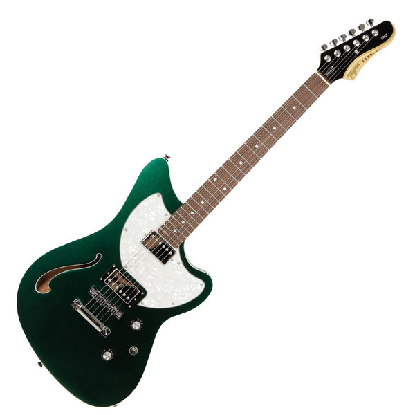Tagima Jet Blues Metallic Green Guitarras Eléctricas Tagima