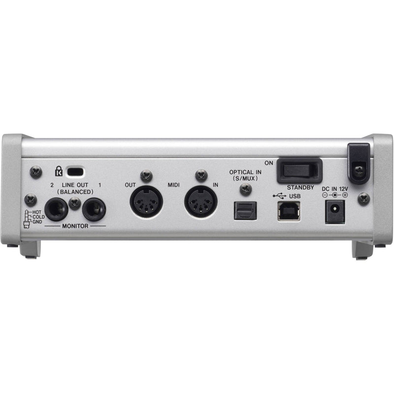 Tascam SERIES 102i Interfaz de Audio Interfaces de Audio USB TASCAM