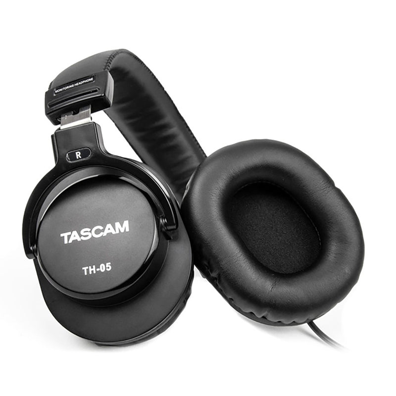 Tascam TH-05 Audífonos para Monitoreo StudioMusic.cl