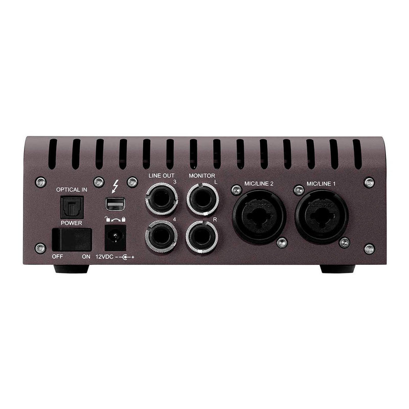 Universal Audio Apollo Twin MKII DUO Interfaz 2x6 Thunderbolt Universal Audio