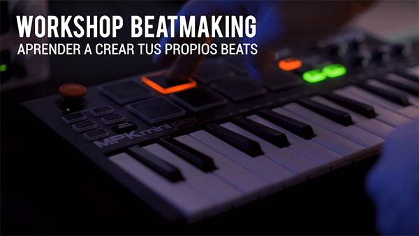 Workshop de BeatMaking Cursos StudioMusic.cl