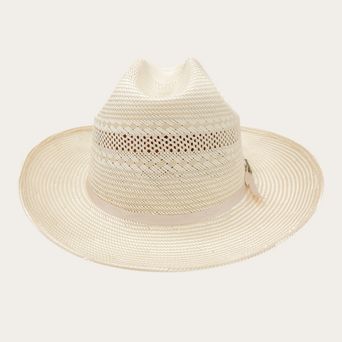 Stetson SAVANNAH WAY | OPEN ROAD VENTED STRAW | Tan