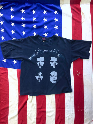 Official Metallica 1993 Tour T-shirt