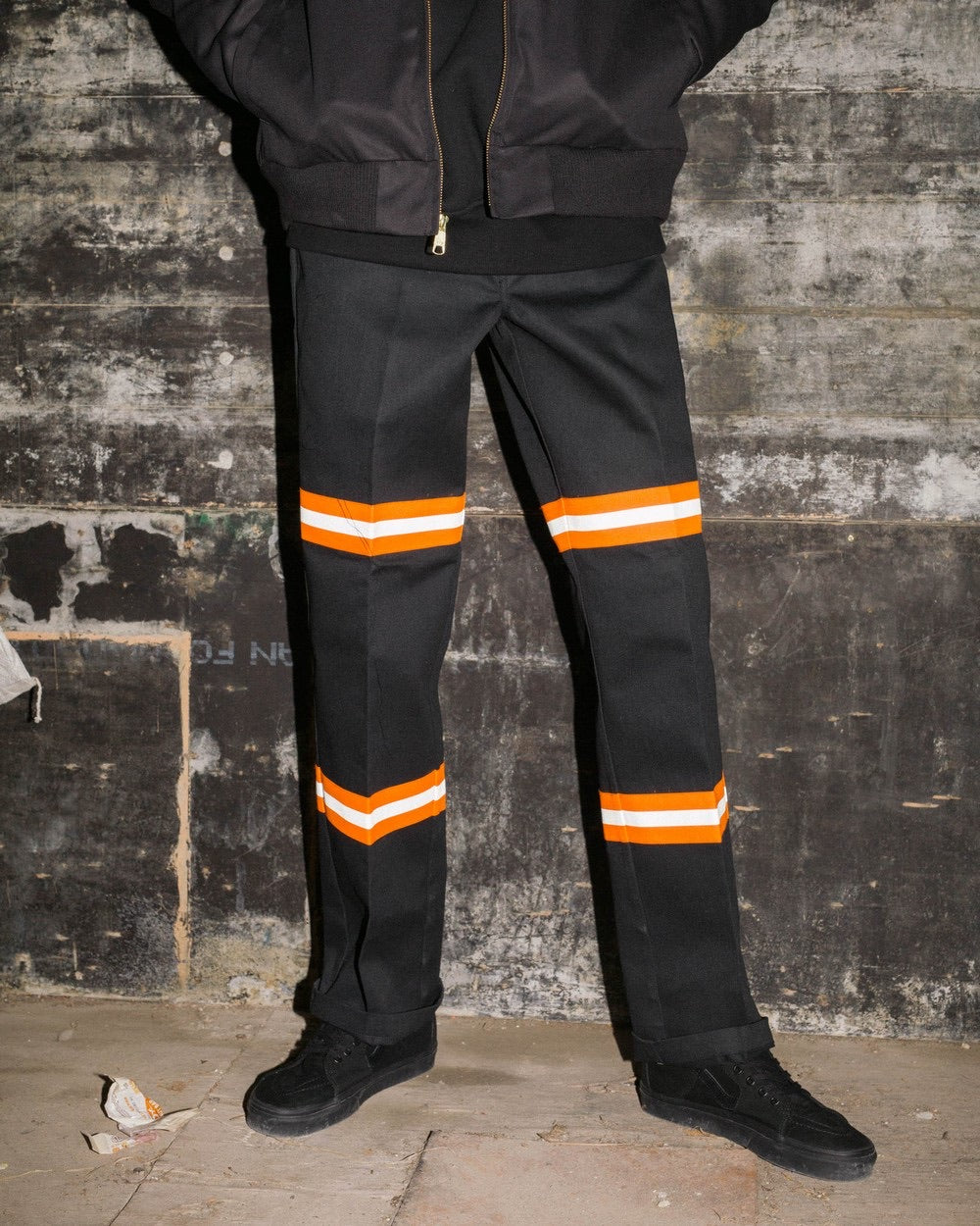 Dickies Original 874 Black High Vis