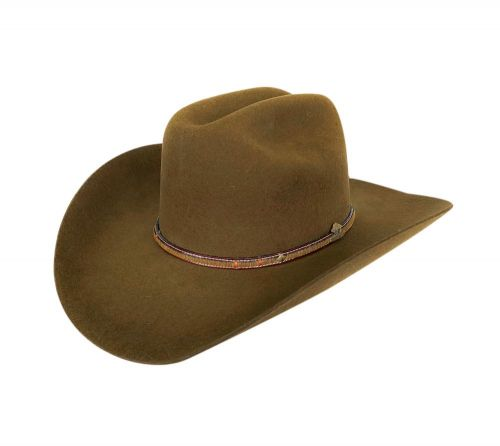 Stetson POWDER RIVER | 4X quality | Mink
