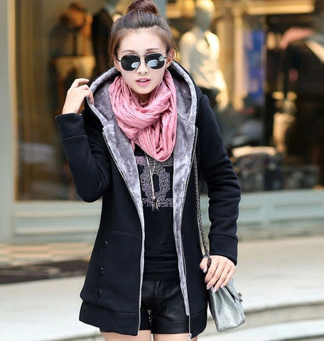 Stylish Winter Autumn Coat Jacket