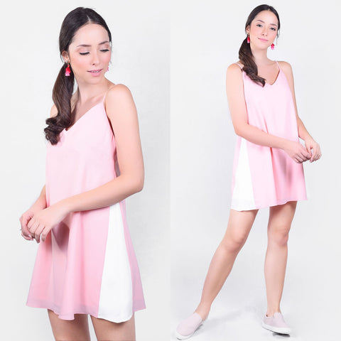 Diane Colour Slip Dress