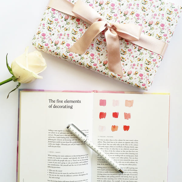 EB Wrapping Paper - Spring