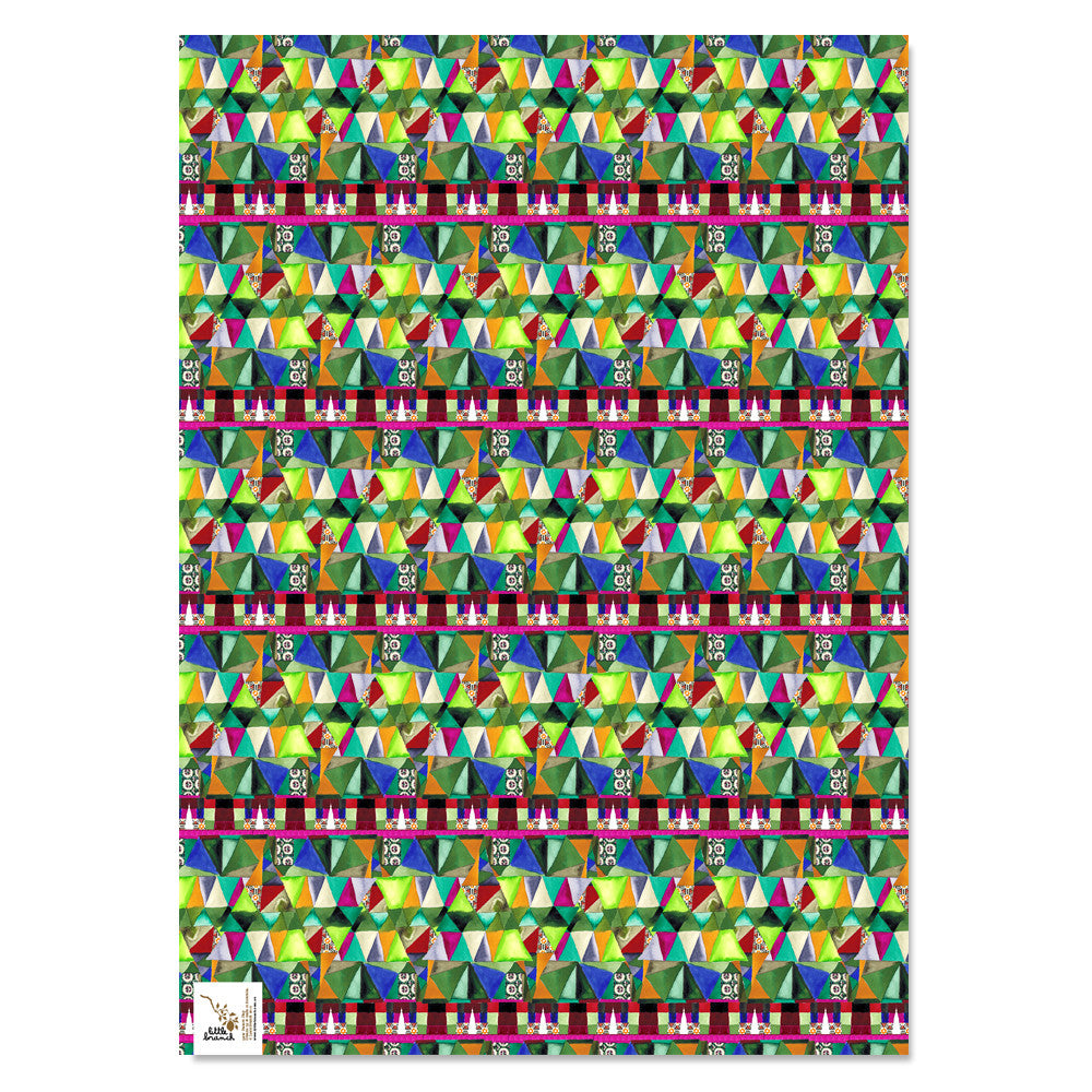 Wrapping Paper - Pattern Play