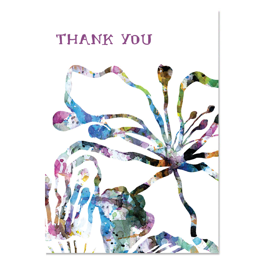 Card - Jasmin Thank You