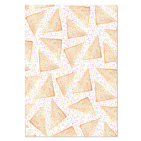 EM Wrapping Paper - Fairy Bread