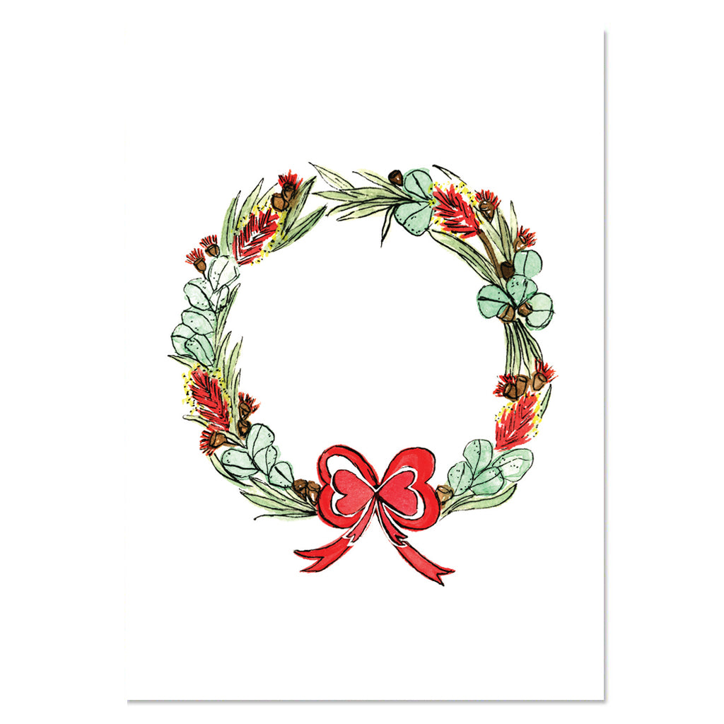 EM Card - Native Wreath