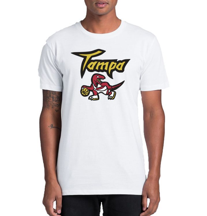 "Limited Edition TAMPA RAPTORS ""We The South"" Cotton Tee"