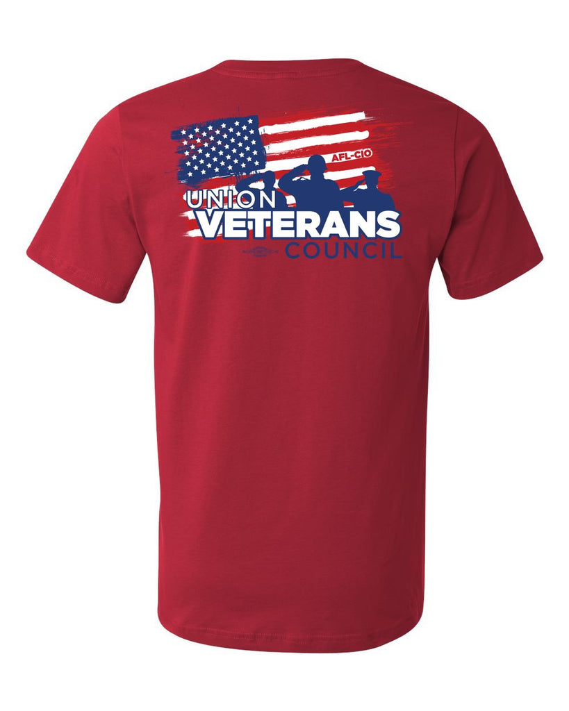Union Veterans Council - Shirt