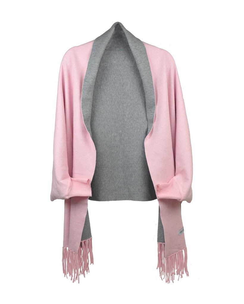 Cozie Cardi Cardigan Pink Front