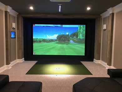 Full Swing Golf simulator S4
