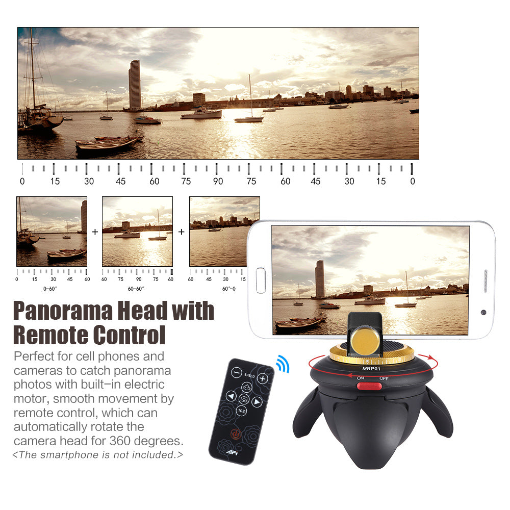 360 Electric Panorama Ball Head – peekmarket
