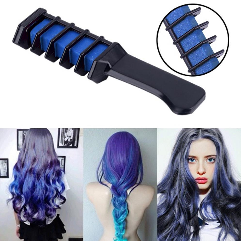 Hair Color Comb Set (6 Combs)