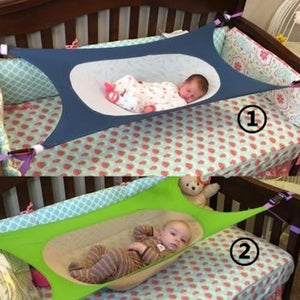 Foldable Baby Crib Hammock - Better Day