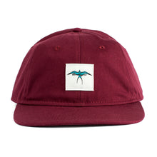 Hat107 - Donald Takayama bird patch hat
