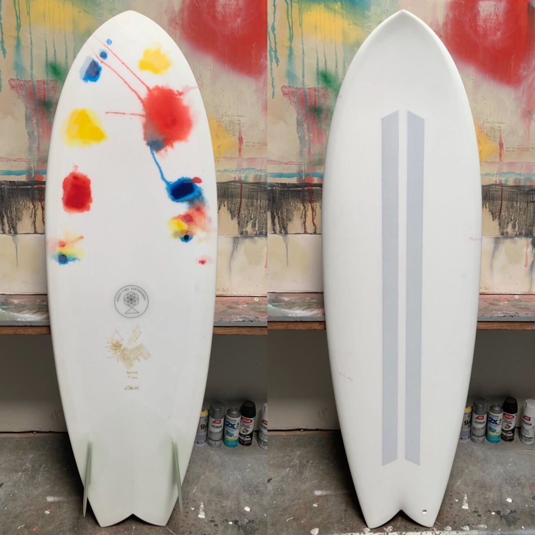 ST102 - Space Fish 5'7