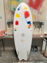 ST102 - Space Fish 5'7""