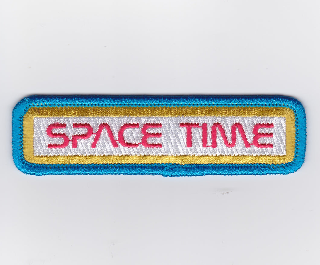 Space Time Surfboards - Test Pilot Patch