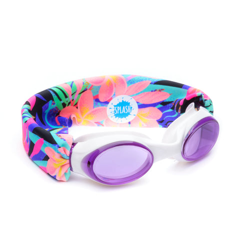 Fiji Swim Goggles - Splash Swim Goggles