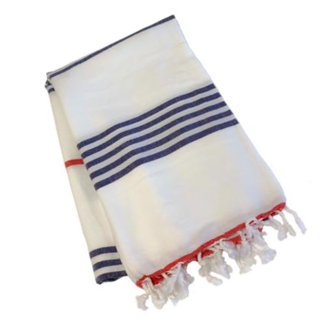 Liberty Turkish Towel by Splash Swim Goggles - Beach, Pool and Travel Peshtemal