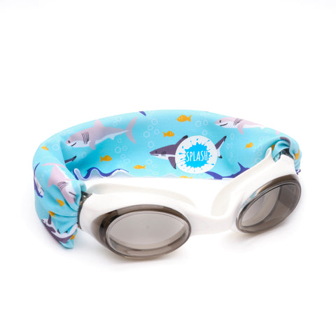 Shark Attack Swim Goggles - Splash Swim Goggles