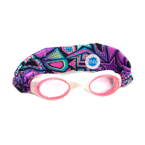 Pop Star Swim Goggles - Splash Swim Goggles