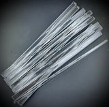 Acrylic stir sticks