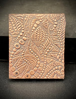 Dreamscape Zentangles Texture Plate PREORDER