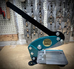 "6"" Bench Shear MIAMI TEAL"
