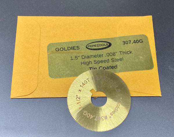 Copy of PePe Tools Jump Ring Cutter Blade: 1.5""