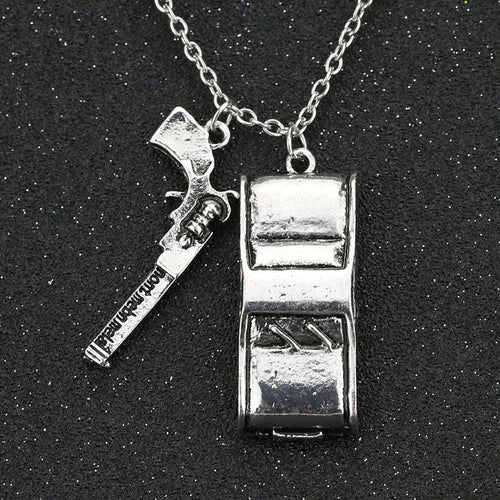 Supernatural Colt & Impala Necklace