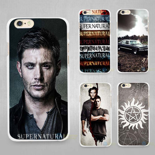 Supernatural Iphone Cases - SALE OFF 85%