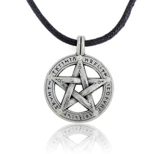 Witch Protection Star Amulet Necklace